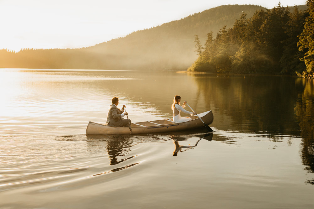 CAMP MORAN | ORCAS ISLAND WEDDING -