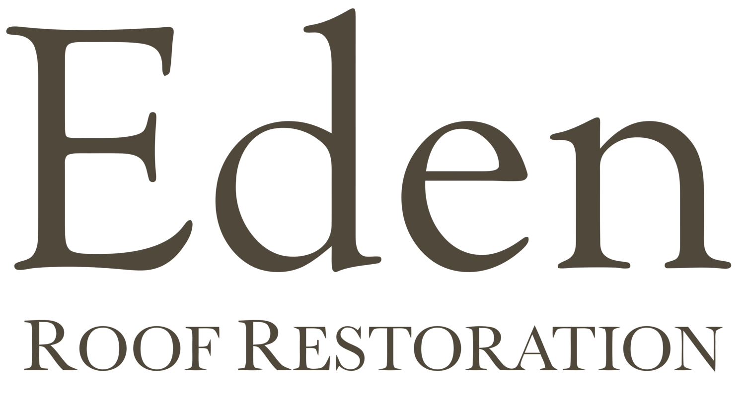 Eden Roof Restoration