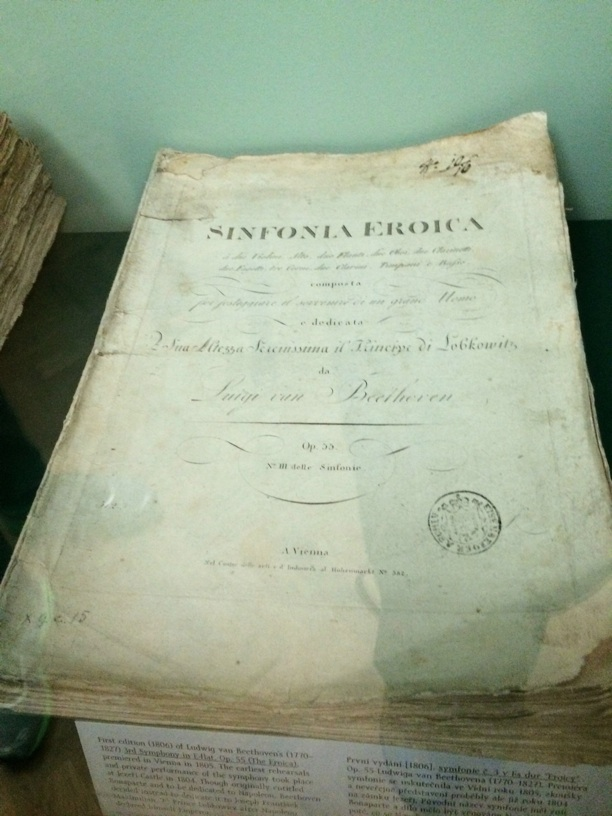 Original first printed edition of Symphony No. 3