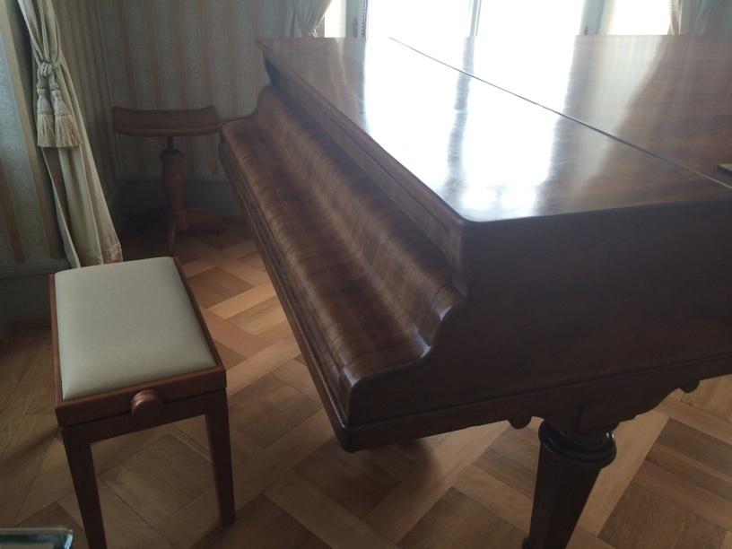 Wagner's Erard Piano