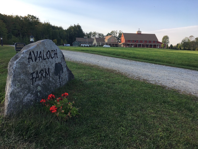 Avaloch Farm Music Institute, New Hampshire