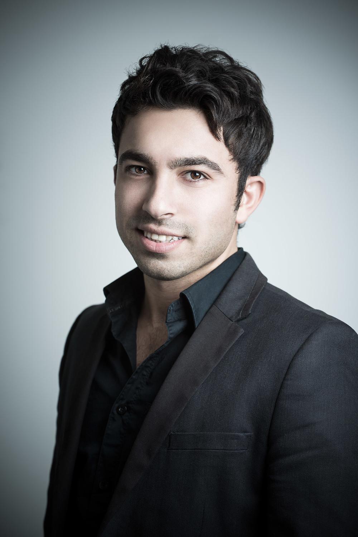 Hasan. Robert Daniels Salon & Spa.   Photo by SashaLazar.com