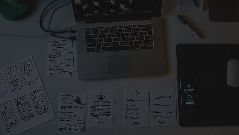 UX/UI DESIGN -