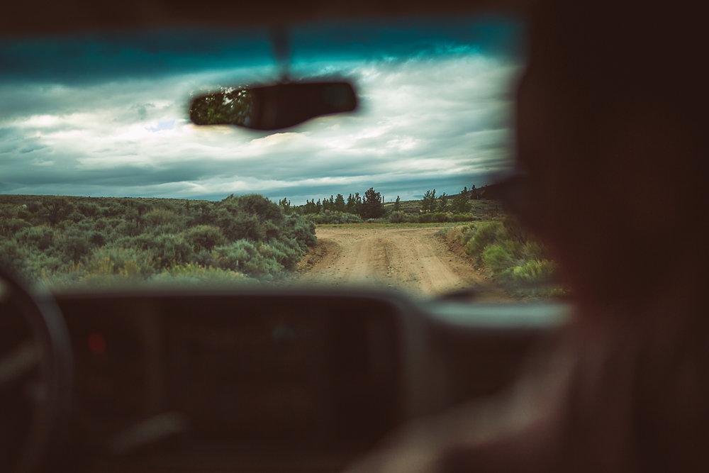 Rainy weekend in Leadville, CO