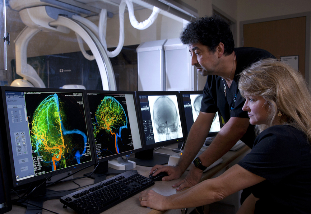 MRI Brain scan technology
