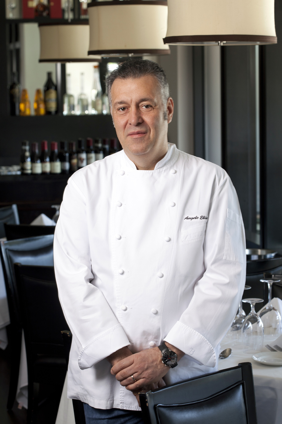Chef Angelo Elia