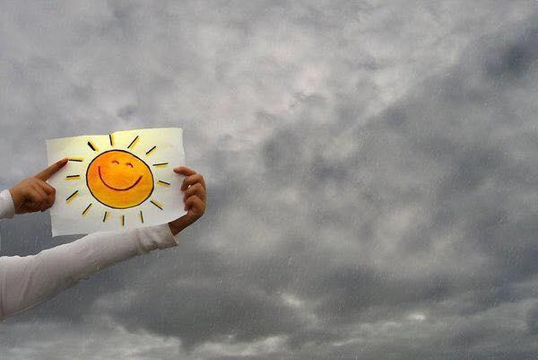 Tänk positivt!