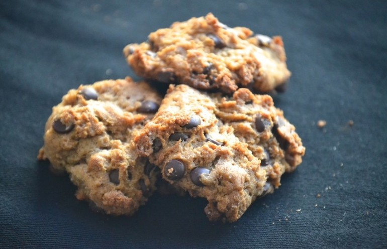 "MindBodyGreen, January 2015  ""High-Protein Cricket Flour Cookies"""