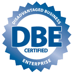 Certified WBE/DBE in PA, WV, and OH