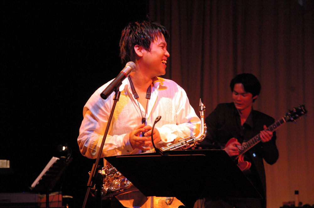 History of Jazz Part 2 / New Zealand, 2007