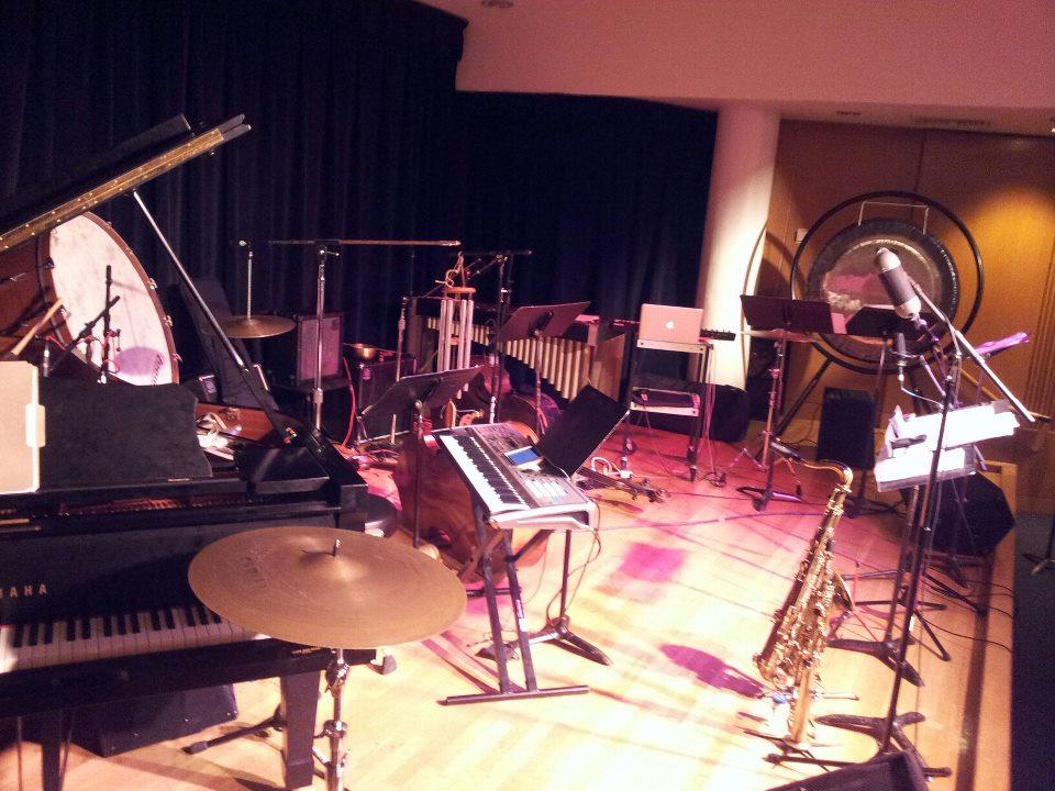 The New School Jazz Faculty Concert / NY, 2011