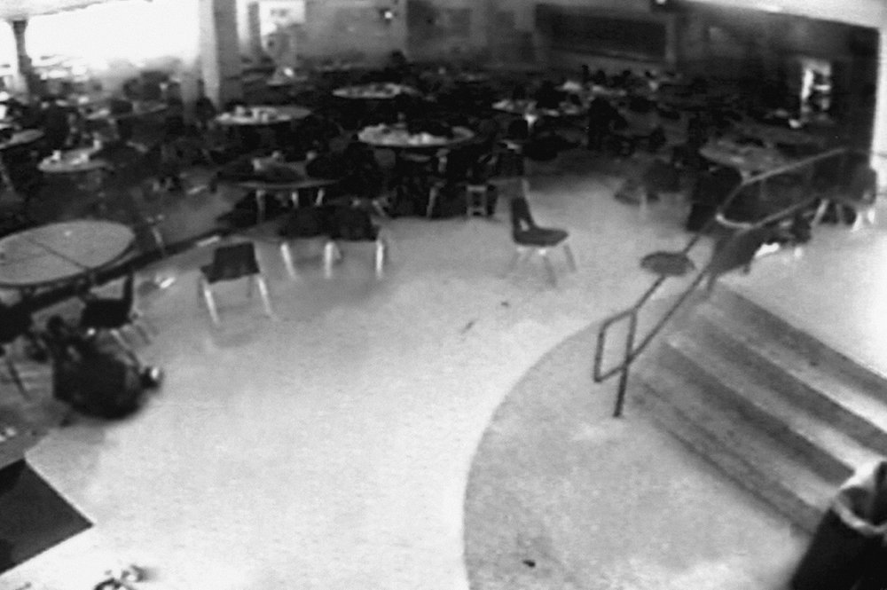 Untitled #35 (Cafeteria), 2007