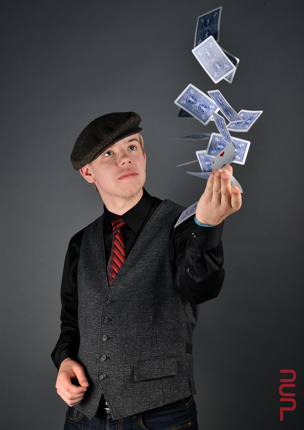 L.A. Magician Eric Stephens