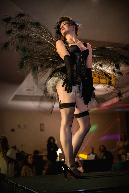 model: Selena Luna LaFleur  designer: Maria Llabres & VaVaVoom hair: Zhenya Lazarchuck