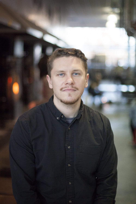 Ian Schmidt 2017 Glass Arts Society Student Representative