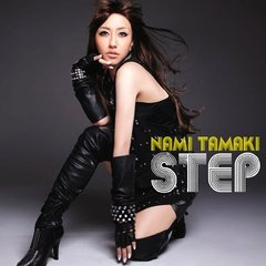 Tamaki Nami - STEP album review at Gaijin Kanpai! J-pop J-Rock J-Music podcast