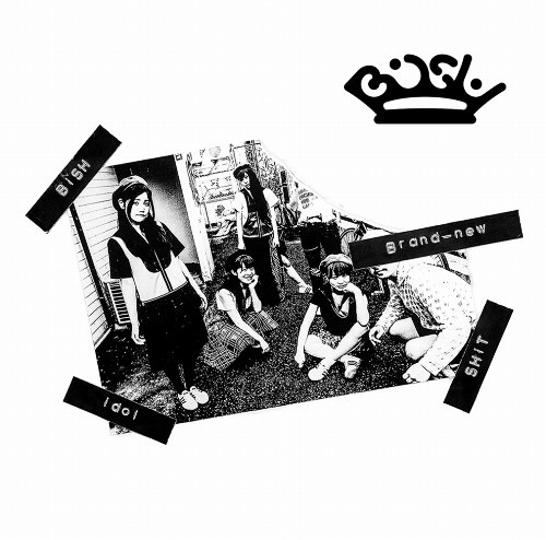 4. BiSH - Brand New Idol Shit