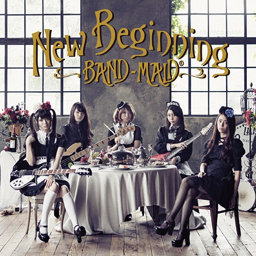 1. Band-Maid - New Beginning
