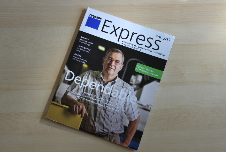 trumpf express cover