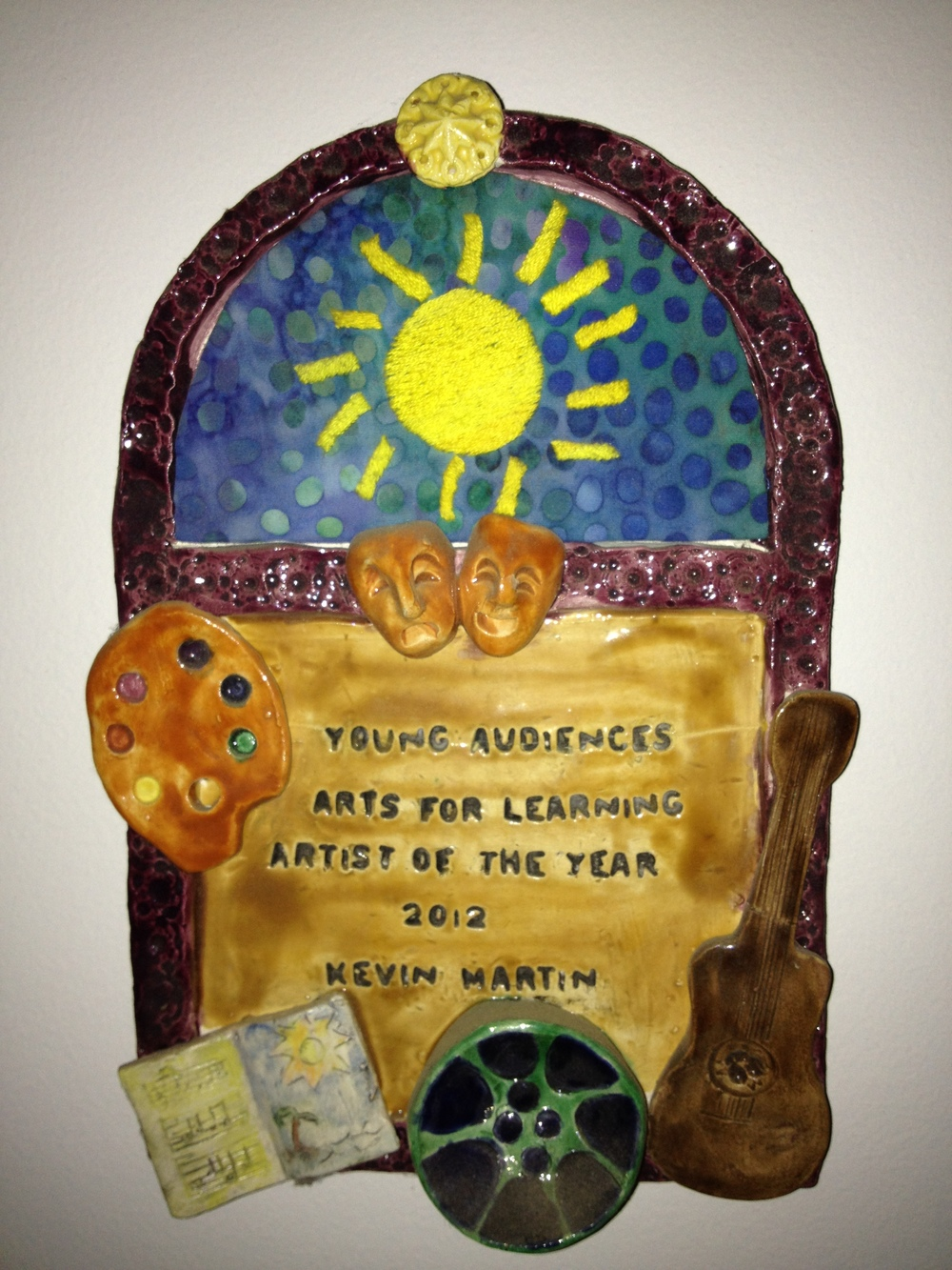 artist of the year award