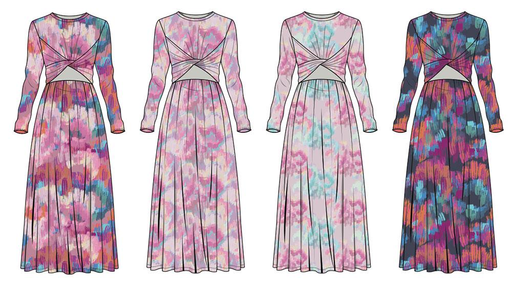 abstract garden dress patterns.jpg