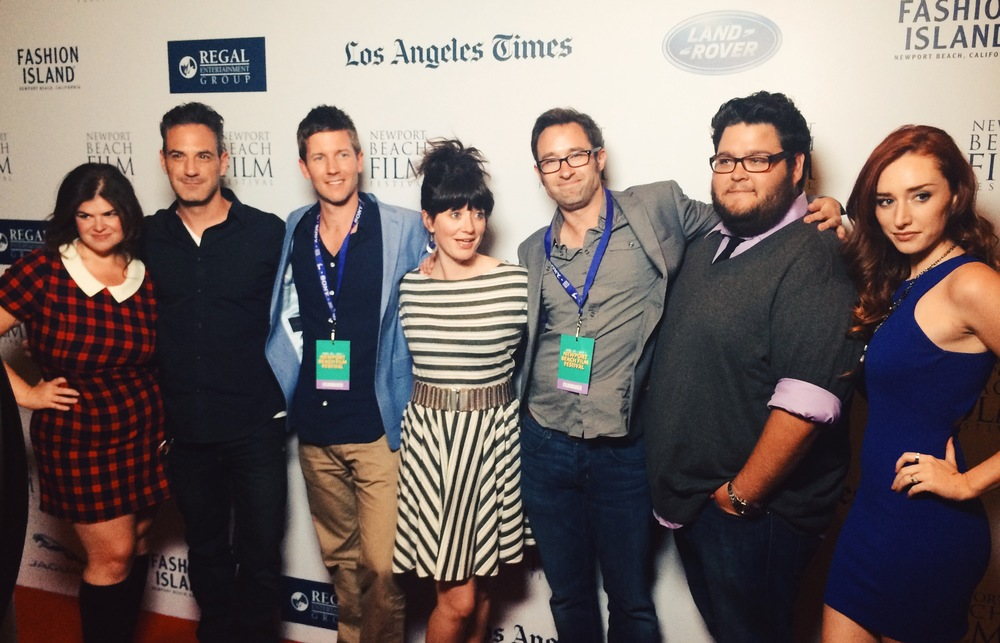 Featured left to right: Celia Finklestein, Bruno Fracassa, Chris Bouffard, Katie Wallack, Matt Mercer and Njarra Townsend