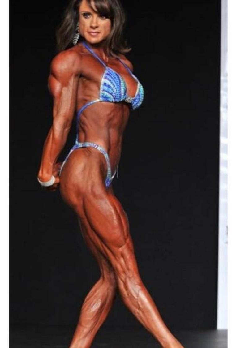 Darlene Allred IFBB PRO