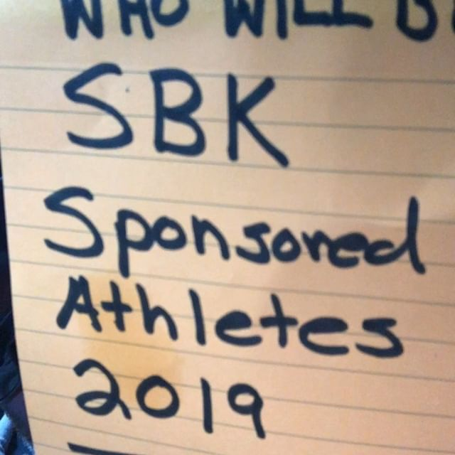 THIS IS LONG... PLEASE KEEP SWIPING!!! 3k in sponsorship $$ already for 2019  on SBK athletes  Please DO NOT  contact me for sponsorships as I handpick all my athletes, I will be adding a few more athletes do to the fact that I'm dropping some from last year but it will only be a very few! A very big THANK YOU  and I LOVE YOU to all my athletes that are LOYAL AF 💯!!! Let's go out and ANNIHILATE EVERYTHING  in 2019!!! 😘😘😘😘😘😘 #SBKBOSSDADDY #SBKBOSSCHICKS #SBKAlphaMaleKrew#silverbackkrew  #bodybuilding#FIGURE #physique#bikini#fitness #WWE#NPC#IFBB#Winner #WePlayToWiN#Warriors #BaddestOnThePLANET