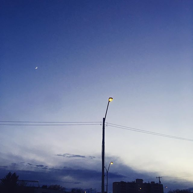 Glorious dusk 🏙