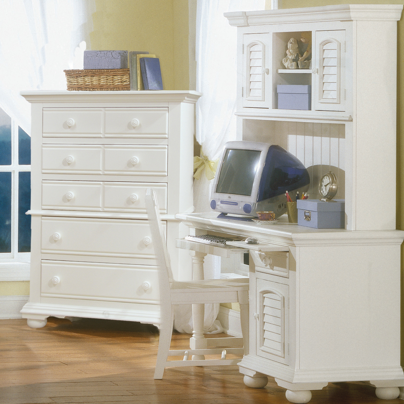 Chest, Desk, Hutch and Chair
