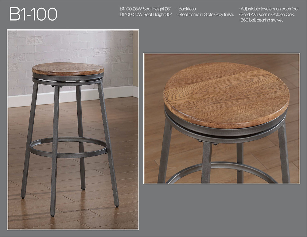 Bar Stools American Woodcrafters