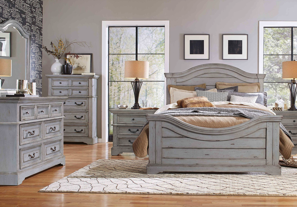 Stonebrook - 7820   antique gray finish