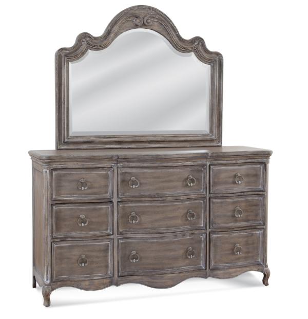 Mirror and Dresser