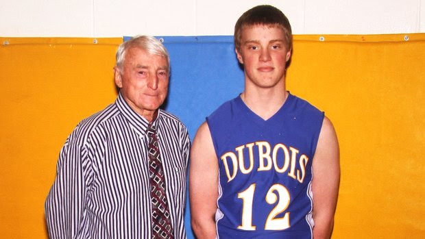 How a 78 Year Old Grandpa Saved Grandson's Basketball Season June 25, 2014