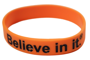 Free Believe in it Bracelet