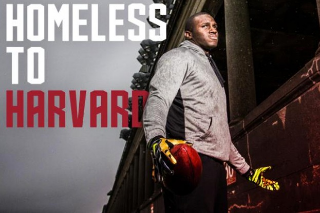 From Homeless to Harvard - The Zach Hodges Story May 27, 2015