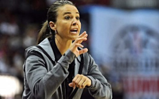 Becky Hammon: Game Changer December 9, 2015