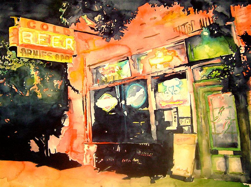 Arnies Bar