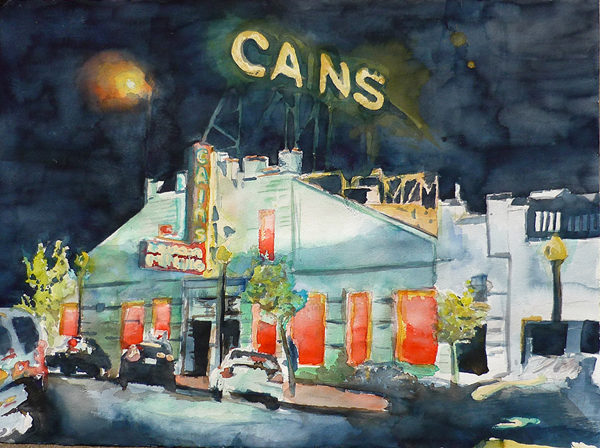 Cains #1