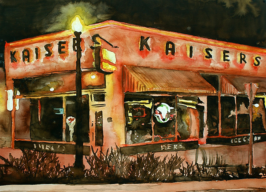 Kaisers Ice Cream, Oklahoma City