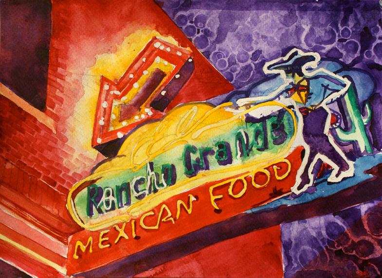 Rancho Grande Neon