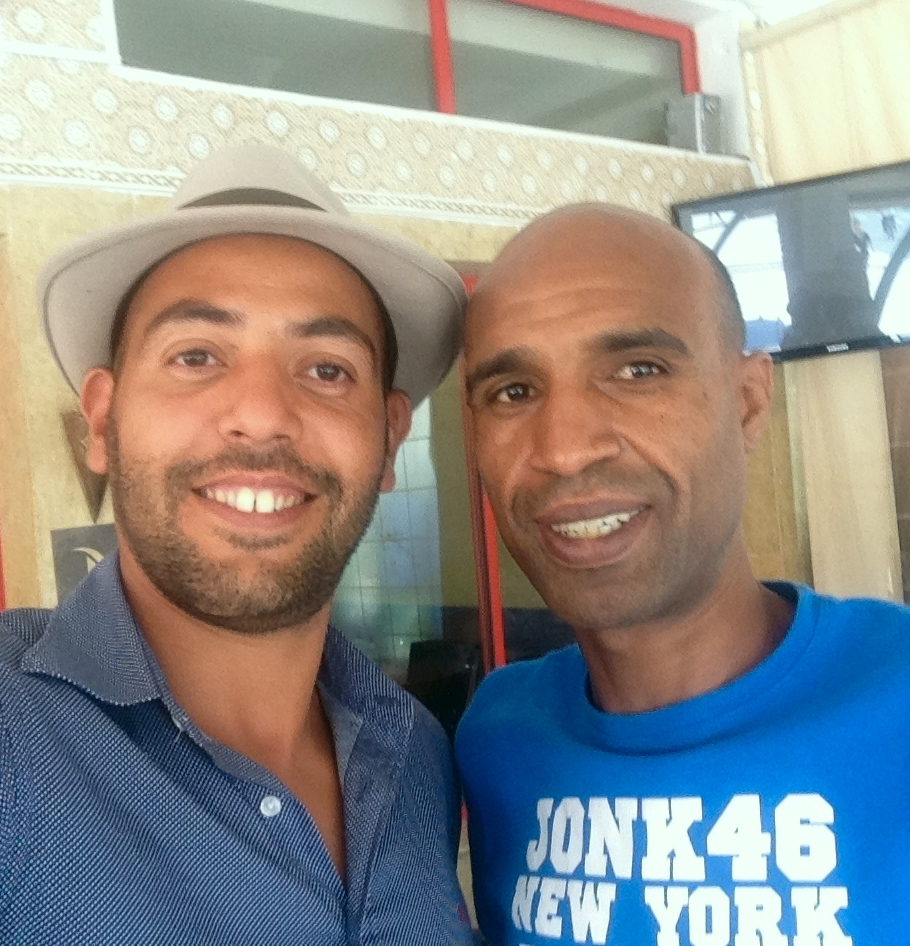 Catch up with Ait Amar Moustapha, MDS participant 15 times! On his way to Omar. Great to see him, wishing him all the best last we heard he was 7th. Check out the FAQ section of our website to discover my encounter with him in Ouarzazate and the advise he gave me for the MDS!