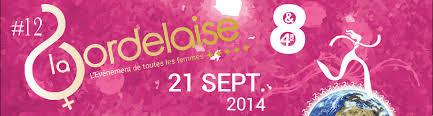 Le 21 Septembre, une première pour l'ARC Association, trois jeunes filles courent La Bordelaise pour une cause masculine...  On the 21th of September , three girls run the Bordelaise for a male lead, a First for the ARC Association...