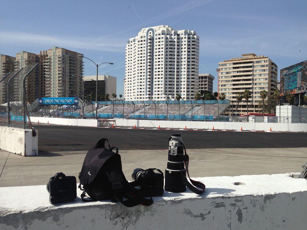 Long Beach View