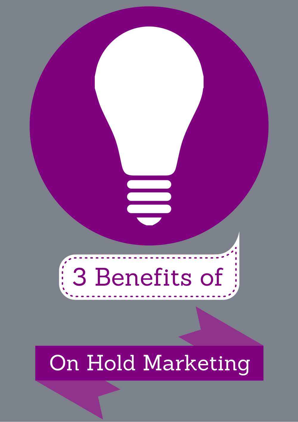 The 3 Major Benefits of On-Hold Marketing.
