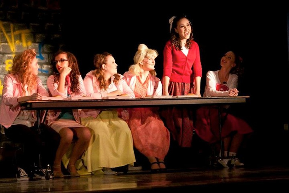 GREASE - VIEW GALLERY