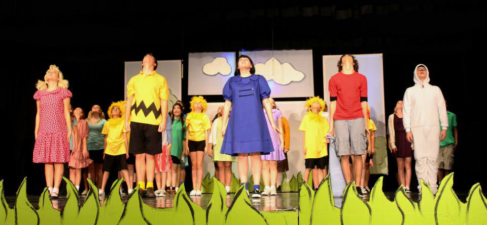 YOU'RE A GOOD MAN, CHARLIE BROWN - VIEW GALLERY