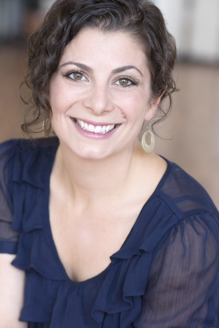 Courtney Rioux -Voice-Over