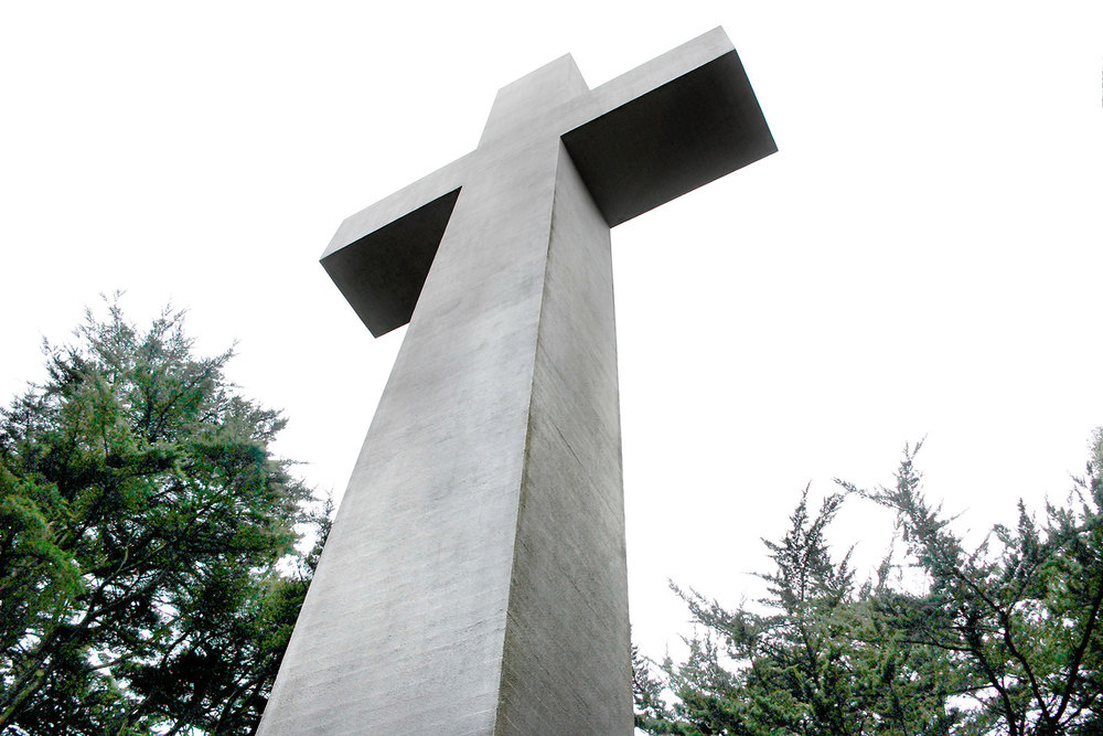 Mount Davidson Cross, San Francisco, CA