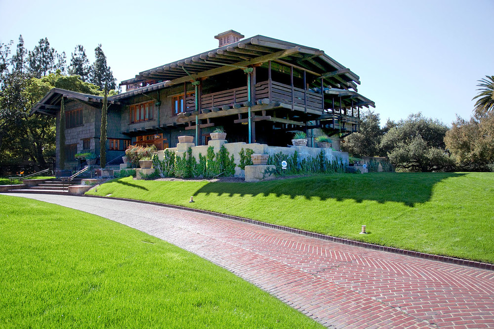 The Gamble House, Pasadena, CA